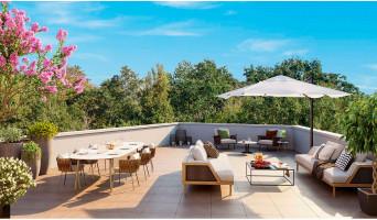 Saint-Sébastien-sur-Loire programme immobilier neuf « Les Jardins de la Jaunaie 2 » en Loi Pinel