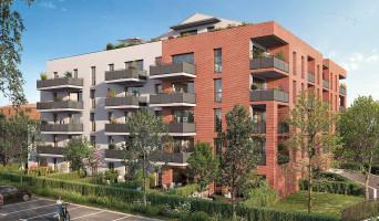 Toulouse programme immobilier rénové « Terra Cotta » en loi pinel