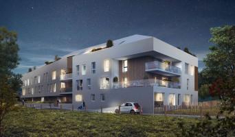 Mont-Saint-Aignan programme immobilier neuve « Central Park » en Loi Pinel