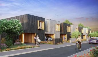 Mont-Saint-Aignan programme immobilier neuve « Central Park » en Loi Pinel  (3)
