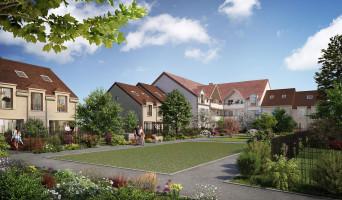 Bussy-Saint-Georges programme immobilier neuf « Bucolia » en Loi Pinel