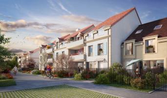 Bussy-Saint-Georges programme immobilier neuve « Bucolia » en Loi Pinel  (2)