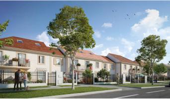 Bussy-Saint-Georges programme immobilier neuve « Bucolia » en Loi Pinel  (3)