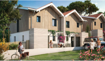 Lacanau programme immobilier rénové « Résidence n°220107 »