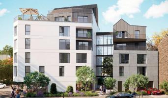 Rennes programme immobilier neuve « My Campus Voltaire » en Loi Pinel