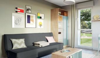 Rennes programme immobilier neuve « My Campus Voltaire » en Loi Pinel  (2)