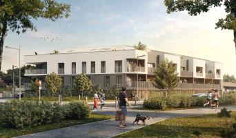 Bègles programme immobilier rénové « Côté Parc » en loi pinel