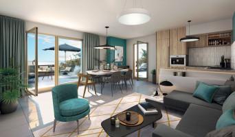 Lyon programme immobilier neuf « Villa Solal RP 5,5 % »