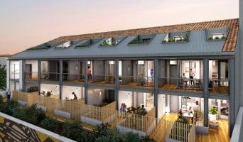 Toulouse programme immobilier neuf « Ricochet » en Loi Pinel