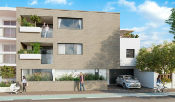 Toulouse programme immobilier neuve « Villa Barrau » en Loi Pinel