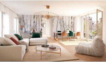 Nantes programme immobilier neuve « Baïa » en Loi Pinel  (3)