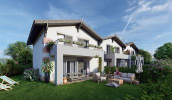 Martignas-sur-Jalle programme immobilier neuve « Les Villas Jardins » en Loi Pinel  (2)