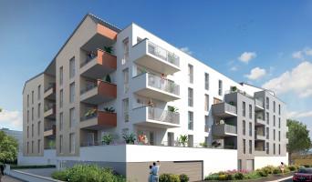 Metz programme immobilier neuve « Konnect » en Loi Pinel