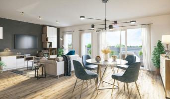 Villeparisis programme immobilier neuve « My Parisis » en Loi Pinel  (3)
