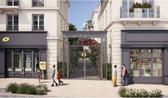 L'Haÿ-les-Roses programme immobilier neuf « Quartier de la Roseraie » en Loi Pinel
