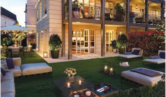 L'Haÿ-les-Roses programme immobilier neuve « Quartier de la Roseraie » en Loi Pinel  (2)