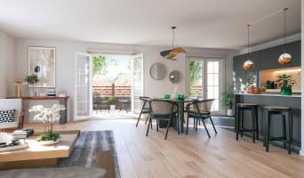 L'Haÿ-les-Roses programme immobilier neuve « Quartier de la Roseraie » en Loi Pinel  (4)
