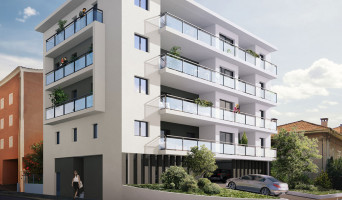 Fréjus programme immobilier neuf « Riviera Plage » en Loi Pinel