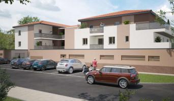 Toulouse programme immobilier neuf « O Coeur de Zamenhof » en Loi Pinel