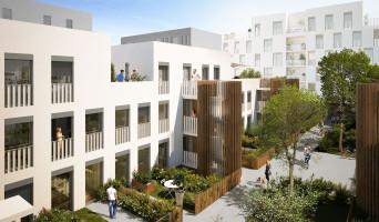 Brétigny-sur-Orge programme immobilier neuf « Jardins d'Alba » en Loi Pinel