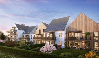Strasbourg programme immobilier neuf « Vertcity » en Loi Pinel
