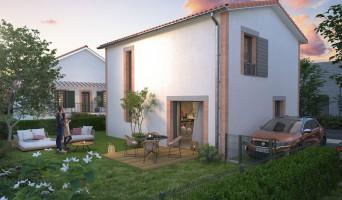 Toulouse programme immobilier rénové « Les Villas Calla » en loi pinel