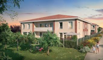 Balma programme immobilier neuf « Square Aeria