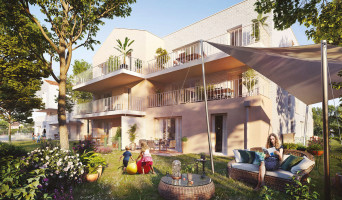 Pessac programme immobilier neuf « Léona » en Loi Pinel