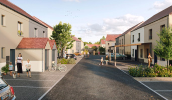 Champcueil programme immobilier neuf « Domaine du Bosquet »