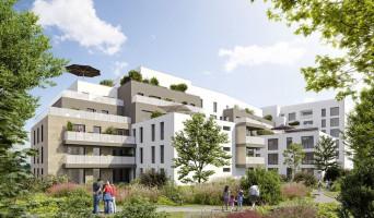 Aubervilliers programme immobilier neuf « New Way » en Loi Pinel