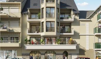 La Baule-Escoublac programme immobilier rénové « Villa Bauloise » en loi pinel