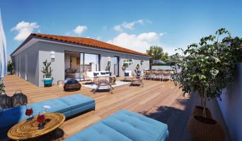Balma programme immobilier neuf « Aura » en Loi Pinel
