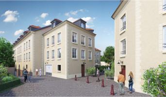 Compiègne programme immobilier neuf « Les Subsistances » en Loi Pinel