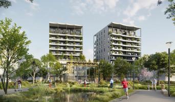 Bordeaux programme immobilier neuf « Explore » en Loi Pinel