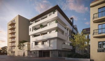 Nice programme immobilier neuf « Les Rives de Cimiez » en Loi Pinel