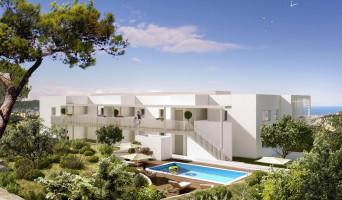 Nice programme immobilier rénové « Les Philippines II » en loi pinel