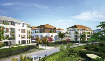 Villeneuve-le-Roi programme immobilier neuve « Parc en Seine »