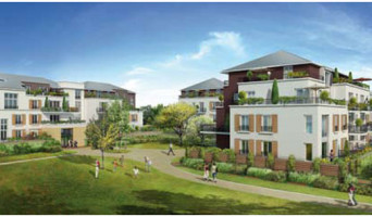 Villeneuve-le-Roi programme immobilier neuve « Parc en Seine »  (4)