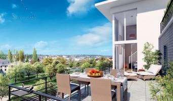 Corbeil-Essonnes programme immobilier rénové « So Green » en loi pinel