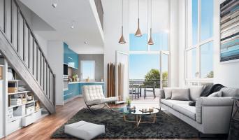Corbeil-Essonnes programme immobilier neuve « So Green » en Loi Pinel  (3)