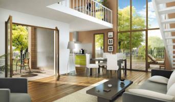Ris-Orangis programme immobilier neuve « Les Docks Apollonia »  (3)