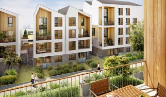 Bordeaux programme immobilier neuve « Villapollonia Bordeaux »