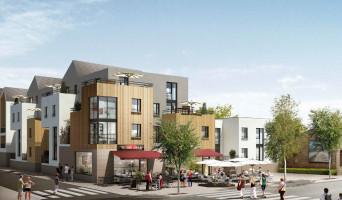 Bordeaux programme immobilier neuve « Villapollonia Bordeaux »  (2)