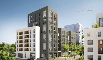 Bordeaux programme immobilier neuve « Villapollonia Bordeaux »  (3)