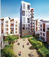 Bordeaux programme immobilier neuve « Villapollonia Bordeaux »  (4)