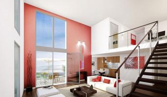 Bordeaux programme immobilier neuve « Villapollonia Bordeaux »  (5)
