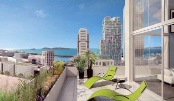 Marseille programme immobilier neuve « M-IM »