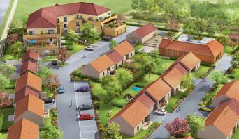 Nandy programme immobilier neuve « Les Senioriales de Nandy »