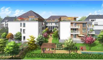 Saint-Avertin programme immobilier neuve « Les Senioriales de st Avertin »