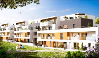Vannes programme immobilier neuve « Zest »